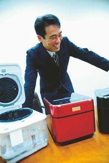 蒸気レスIH炊飯器:常識を覆した「当たり前」へのこだわり ...