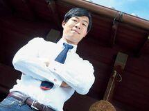 """「""""日本酒=カッコイイ飲み物""""その認識を日本中に広めたい」平和酒造 専務 山本典正さん"""
