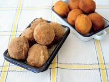 つまんで食べればピクニック気分「ころころドーナツ」のレシピ