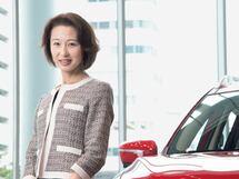 企業内託児所を自ら提案、設置して赤ちゃんと出勤し、開発に専念できた -日産自動車 初鹿野久美さん