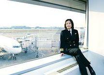 身長制限、偏見にもめげずに掴んだ夢 -国内初の女性機長・JALエクスプレス 藤 明里【1】