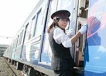 秩父鉄道初の女性運転士 -秩父鉄道 列車区 廣井綾子さん【1】