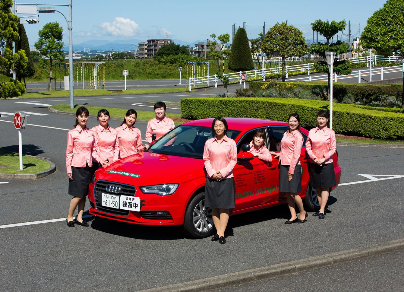 「日本一の教習所」誕生に女性戦力あり