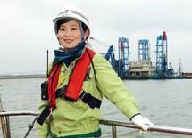 名前は残らないけど、縁の下の力持ちになりたい -東亜建設工業・高橋ひろ子さん