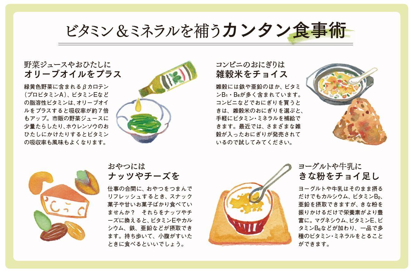 食べ物 手軽 亜鉛