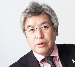 酒井光雄(さかい・みつお)氏