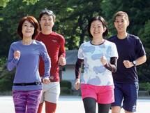「仲間と一緒なら長い距離でも楽しく走れる」ワンダーテーブル 竹原真理子さん