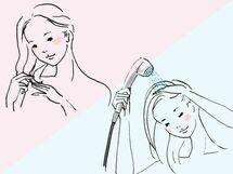 髪の洗い方から見直そう! 正しい「シャンプー&トリートメント術」