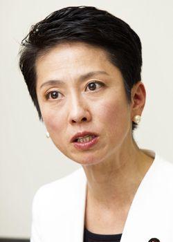 蓮舫代表「鞍替えで小選挙区から...