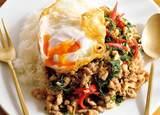 タイの国民食! 「ガパオ」