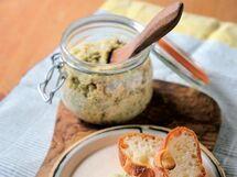 野菜たっぷりでクリーミー「鮭とブロッコリー、じゃがいものパテ」のレシピ