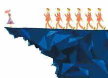 女性昇進の落とし穴「ガラスの崖」現象