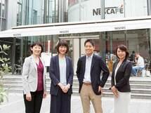 社員たちが声を上げやすい、ネスレ日本の「グローバル」な働き方【前編】