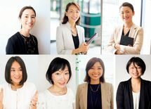 女性管理職8人に聞いた「子育て・家事」を乗り切る極意