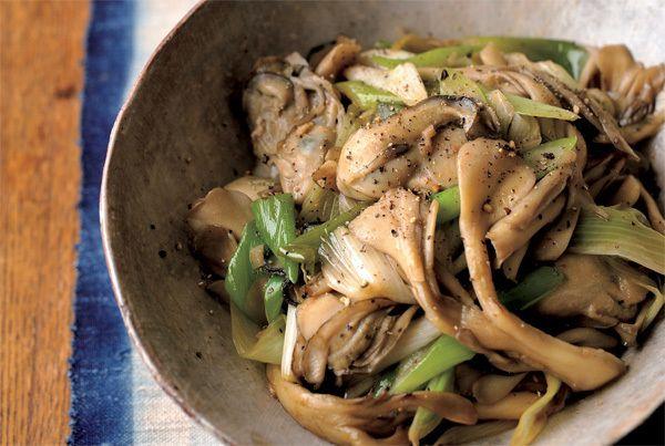 牡蠣 レシピ 人気