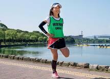 リオ五輪・マラソン 道下美里さん「目が見えないからこそ、世界を目指すチャンスをもらえた」