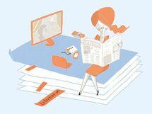 デキる広報の「情報収集力」は、ニュースアプリ+7紙斜め読みで時流をつかむ