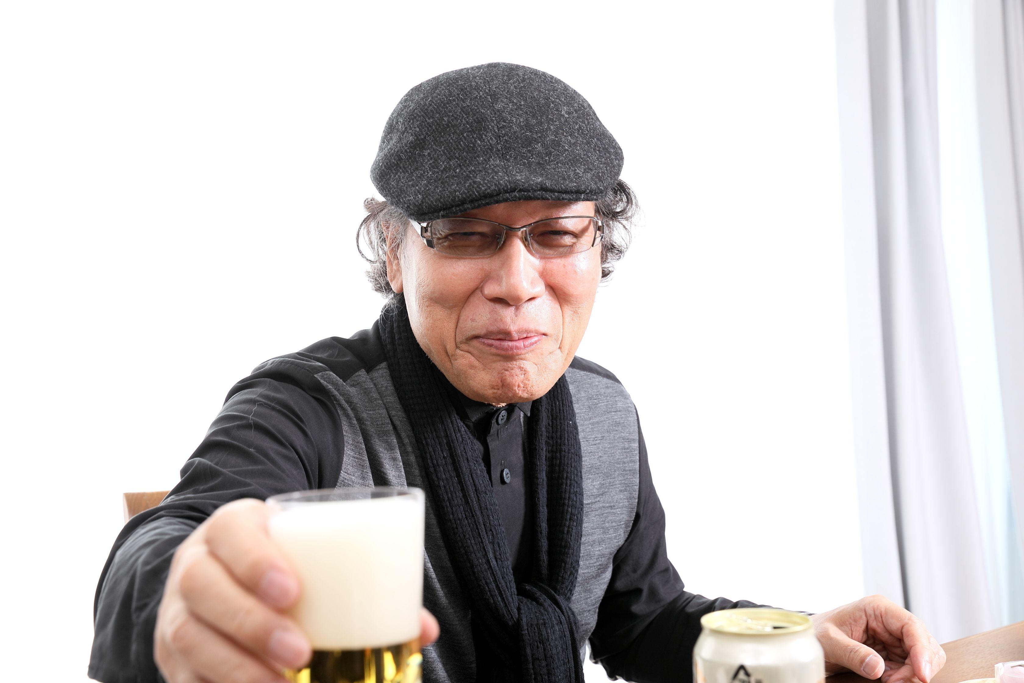 「禁酒考えたことはない」吉田類の飲み方
