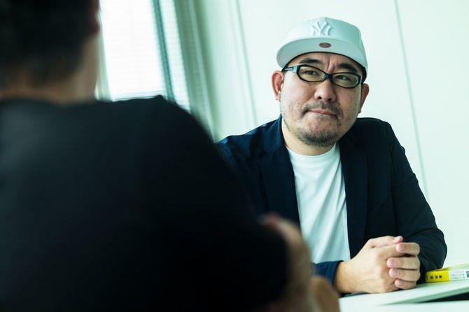 日本テレビの栗原甚氏