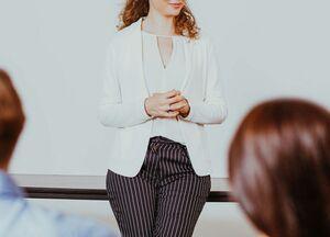PRESIDENT WOMAN Salon 第2弾「POLA 取締役・及川美紀さんを迎えて」